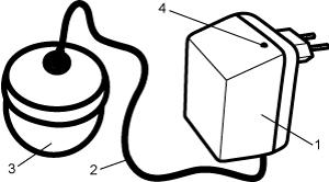 Ультразвуковое стиральное устройство для стирки и дезинфекции белья